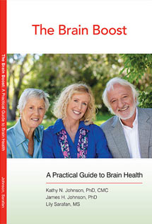 The Brain Boost Book Cover