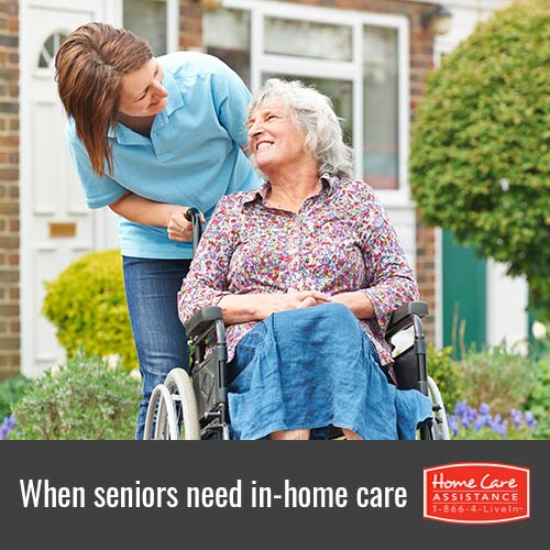 How to Determine When It's Time for Your Senior Loved One to Have In-Home Care in Oshkosh, WI