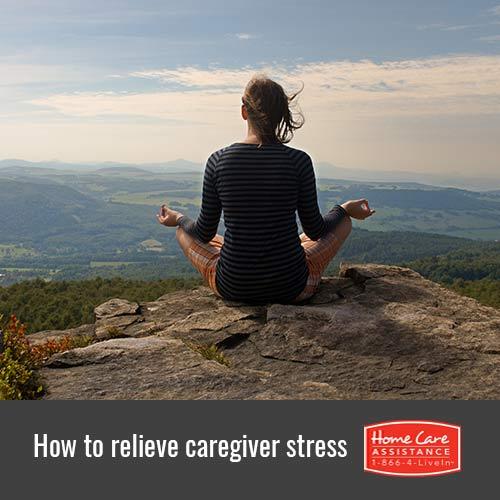 How to Alleviate Caregiver Stress in Oshkosh, WI