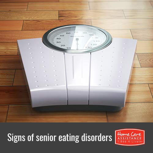 Telltale Signs of a Senior Eating Disorder in Oshkosh, WI