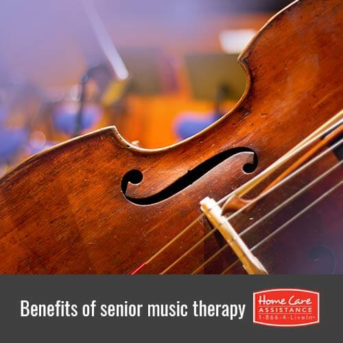 Senior Health: Benefits of Music Therapy