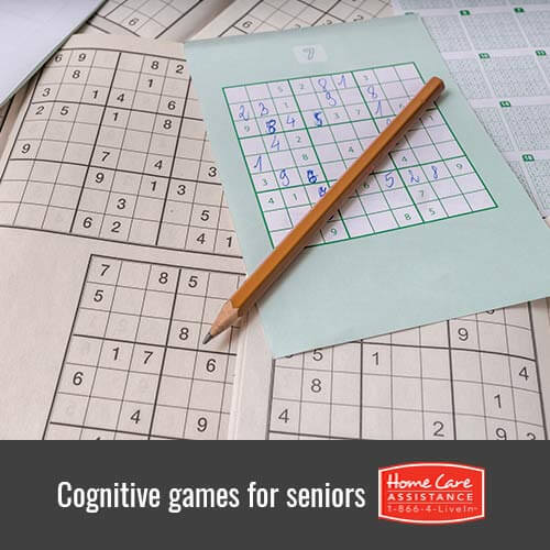 Games That Stimulate Cognitive Function of Seniors with Dementia
