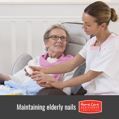 How to Maintain Senior Nail Care in Oshkosh, WI
