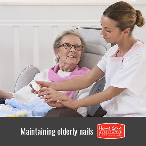How to Maintain Senior Nail Care in Oshkosh, WI