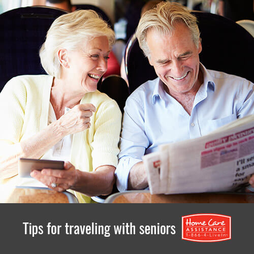 5 Tips for Caregivers Traveling with Seniors in Oshkosh, WI