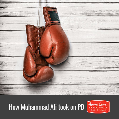 Inside Muhammad Ali's Struggle with Parkinson's Disease in Oshkosh, WI