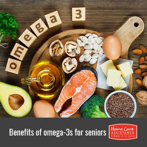 Common Benefits of Omega-3 Fatty Acids for the Elderly in Oshkosh, WI