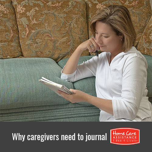 Why Journaling Is Beneficial for Oshkosh, WI Caregivers