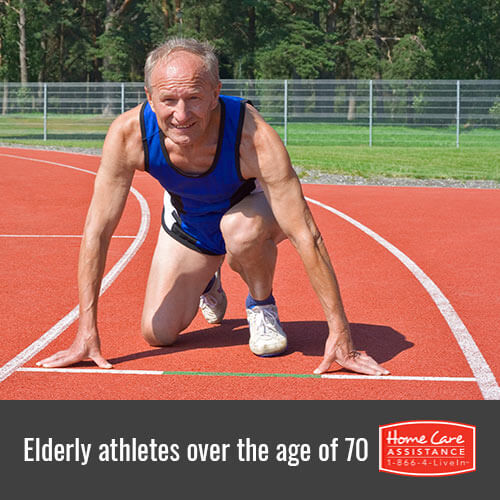 Incredible Athletes Over the Age of 70