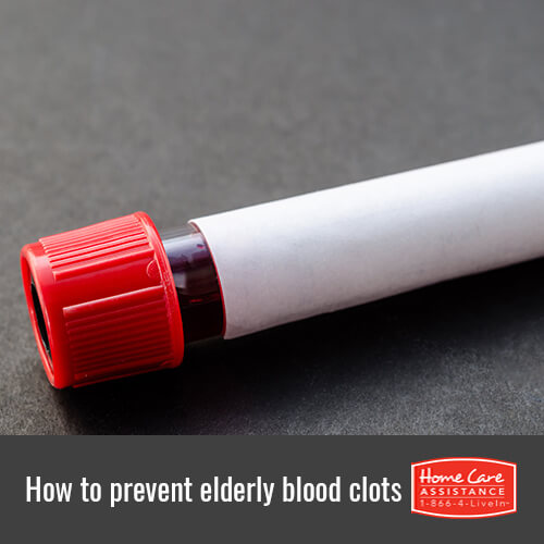 How to Prevent Seniors From Getting Blood Clots in Oshkosh, WI