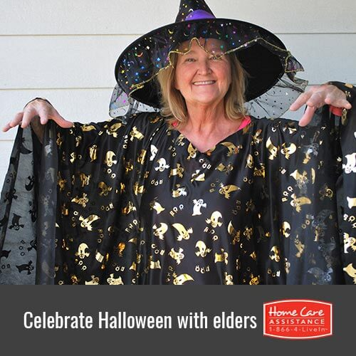 How to Help Your Elderly Loved One Enjoy Halloween in Oshkosh, WI