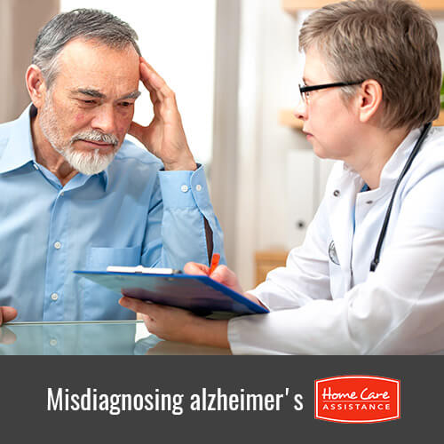 How Alzheimer's Can Be Misdiagnosed From Other Illnesses in Seniors in Oshkosh, WI