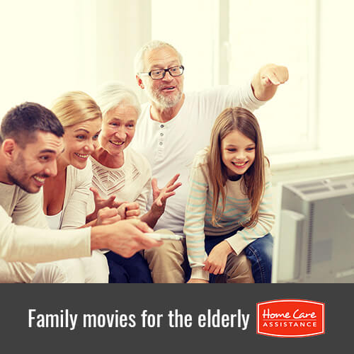 Great Family-Friendly Thanksgiving Movies to Watch with the Elderly in Oshkosh, WI