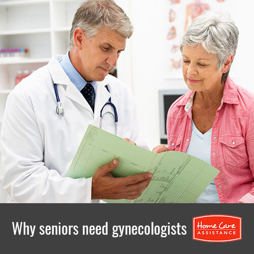 Reasons for Senior Women to Visit the Gynecologist in Oshkosh, WI