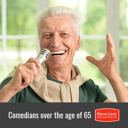 5 Outstanding Senior Comedians to Remember in Oshkosh, WI