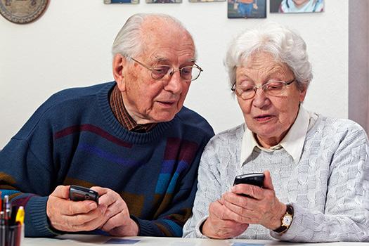 Cellphones for Seniors in Oshkosh, WI