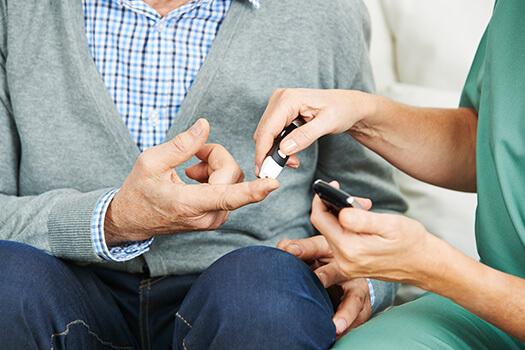 Senior-Tested-for-Diabetes