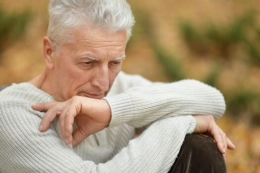 Lonely-Elderly