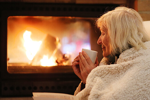 How To Help Older Adults Stay Warm In The Winter