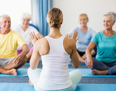 Ways Yoga Makes Seniors Healthier in Oshkosh, WI
