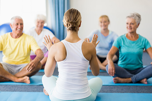 Ways Yoga Makes Seniors Healthier in Oshkosh, WI