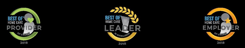 Home Care Assistance Oshkosh Awards