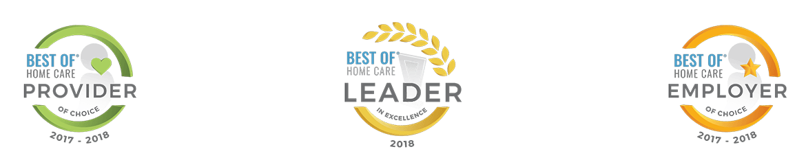Home Care Assistance Oshkosh Awards