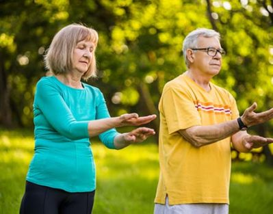 Exercises for Enhancing Coordination in Aging Adults Who Have Parkinson's in New Haven, CT