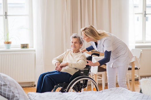 Ways to Help an Elderly Loved One with Limited Mobility in Oshkosh, WI