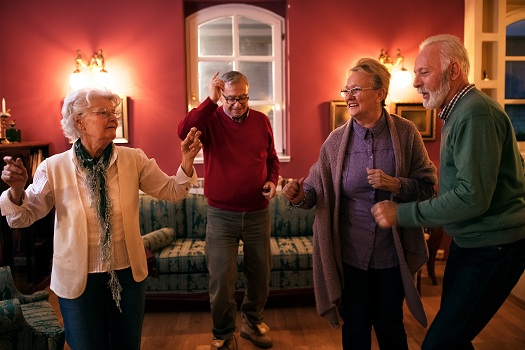 Dance Away Parkinson's Pain in Oshkosh, WI