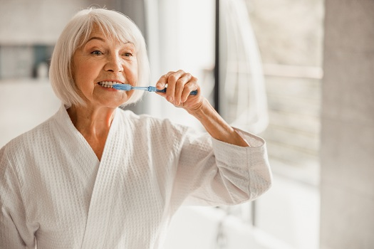 Helping Seniors Maintain Healthy Teeth in Oshkosh, WI