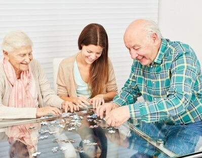 Mentally Stimulating Activities for Seniors with Alzheimer in Oshkosh, WI
