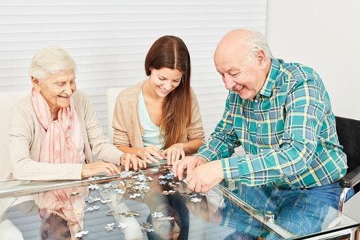 Mentally Stimulating Activities for Seniors with Alzheimer in Oshkosh, WI