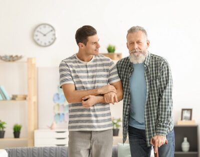 How to Be a Good Caregiver for an Elderly Parent with Parkinson's in Oshkosh, WI